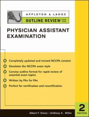 Appleton & Lange Outline Review for the Physician Assistant Examination