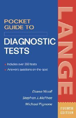 Pocket Guide to Diagnostic Tests