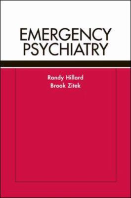 Emergency Psychiatry