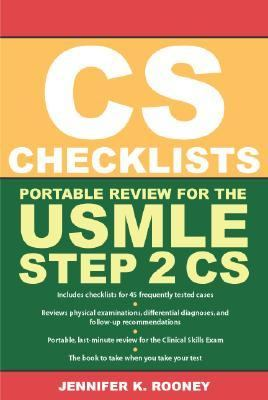 CS Checklists Portable Review for the USMLE Step 2 CS