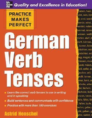 German Verb Tenses