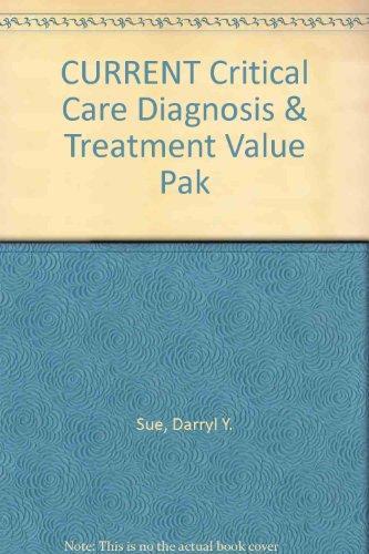 CURRENT Critical Care Diagnosis & Treatment Value Pak