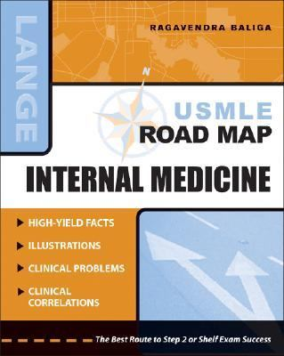 Usmle Road Map Internal Medicine 2007