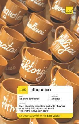 Teach Yourself Lithuanian