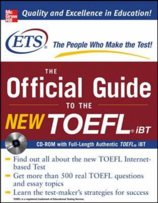 Official Guide to the New Toefl Ibt With Cd-rom