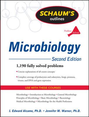 Schaum's Outline of Microbiology, Second Edition (Schaum's Outline Series)