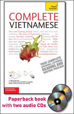 Complete Vietnamese with Two Audio CDs: A Teach Yourself Guide (TY: Language Guides)