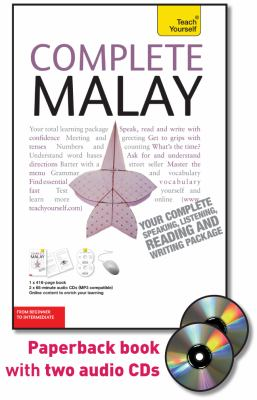 Complete Malay with Two Audio CDs: A Teach Yourself Guide (Teach Yourself: General Reference)