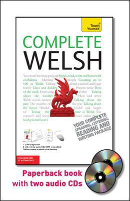 Complete Welsh with Two Audio CDs: A Teach Yourself Guide
