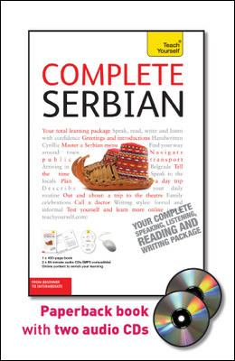 Complete Serbian with Two Audio CDs: A Teach Yourself Guide