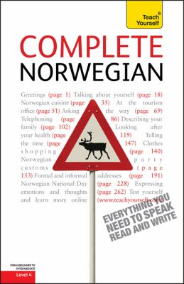 Complete Norwegian : A Teach Yourself Guide