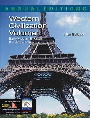 Western Civilization Annual Edition
