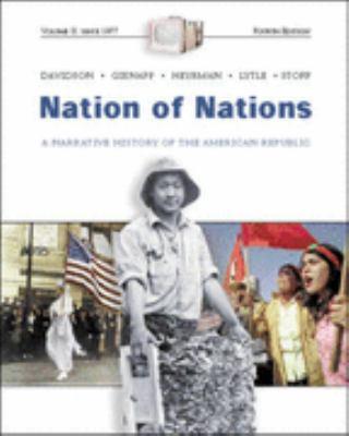 Nation of Nations,v.ii-w/cd