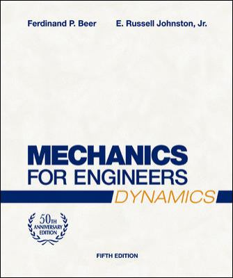 Mechanics for Engineers, Dynamics