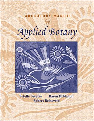 Applied Botany Laboratory Manual