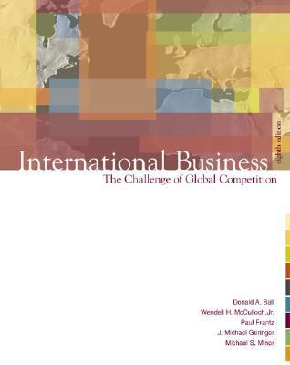 International Business With Powerweb and Cesim Simulation The Challenge of Global Competition