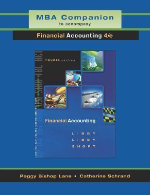 MBA Companion to Accompany Financial Accounting