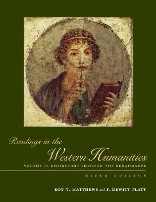 Western Humanities Beginnings Through the Renaissance