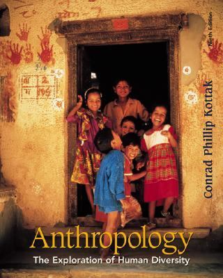 Anthropology: The Exploration of Human Diversity, with Free Interactive Student CD-ROM and PowerWeb