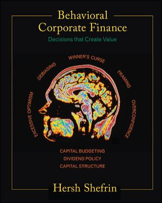 Behavioral Corporate Finance Decisions That Create Value