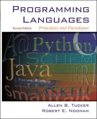 Programming Languages Principles and Paradigms