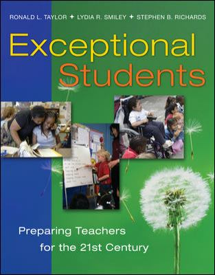 Exceptional Students: Preparing Teachers for the 21st Century