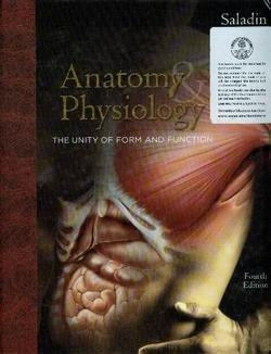 Anatomy & Physiology: The Unity of Form and Function