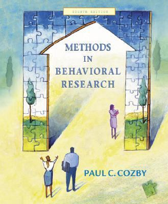 methods in behavioral research cozby pdf