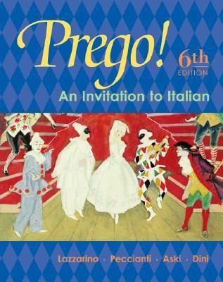 Prego An Invitation to Italian