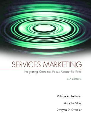 services marketing integrating customer focus across Services marketing: integrating customer focus across the firm (old book) services marketing, in its sixth edition, continues to base itself on the ever-reliable gaps.