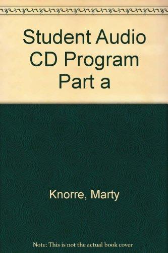 Student Audio CD Program Part A