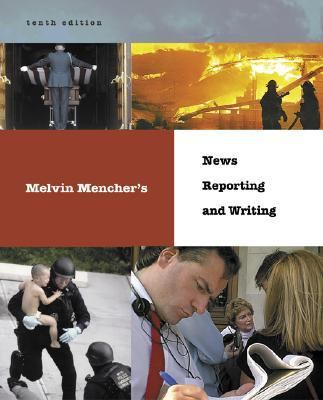 news writing and reporting 10th edition