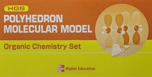 McGraw-Hill Polyhedron Molecular Model - Organic Chemistry Set