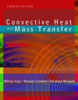 Convective Heat and Mass Transfer