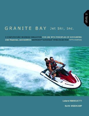 Granite Bay Jet Ski Level 2