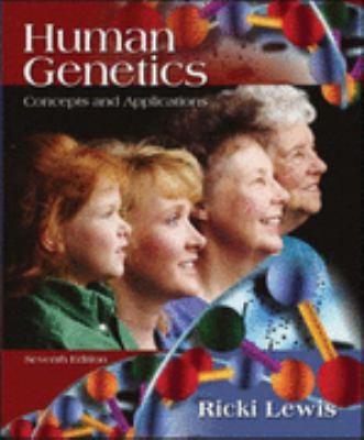 Human Genetics Concepts and Applications