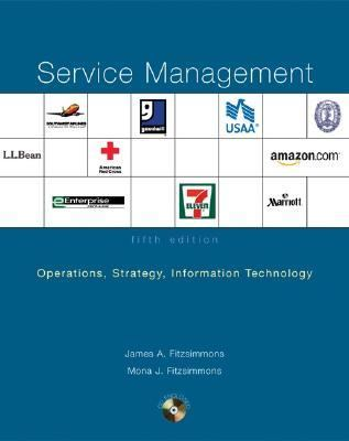 Service Management Operations, Strategy, and Information Technology