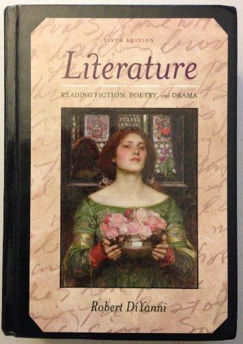 literature reading fiction poetry drama and the essay 6th edition Advanced placement instructor's manual to accompany literature: reading fiction, poetry, and drama sixth edition robert diyanni prepared by kathleen puhr.