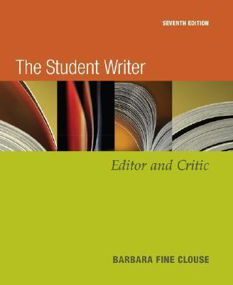 Student Writer Editor And Critic