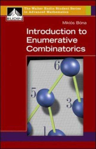 Introduction to Enumerative Combinatorics (Walter Rudin Student Series in Advanced Mathematics)