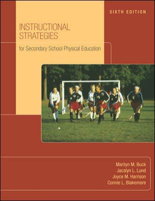 Instructional Strategies For Secondary School Physical Education With Naspe Moving Into The Future