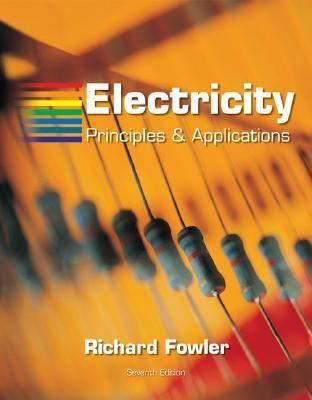 Electricity Principles and Applications With Simulation Cd-rom