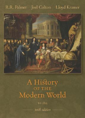 History of the Modern World to 1815