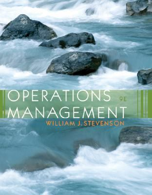 Operations Management With Dvd