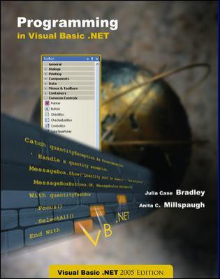 Programming in Visual Basic .net