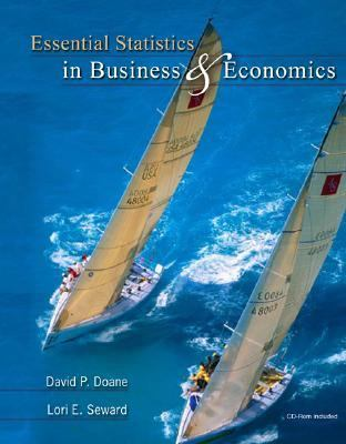 Essential Statistics in Business and Economics + Student Cd-rom