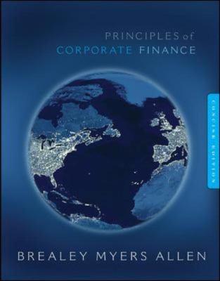 Principles of Corporate Finance W/Bind-in Card--Madatory Package