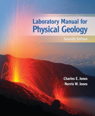 Lab Manual for Physical Geology