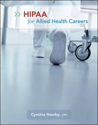 HIPAA for Allied Health Careers