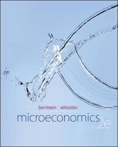 Microeconomics (McGraw-Hill Economics)